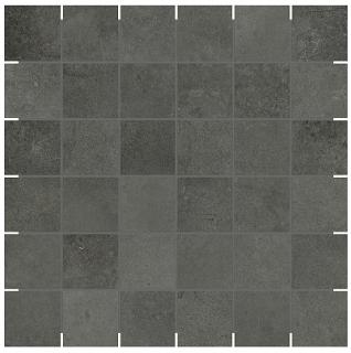"""Anatolia - 2""""x2"""" Ceraforge Oxide Mosaic Tile"""