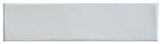 "Studio S - 3""x12"" Caress Chalk White Wall Tile"