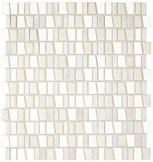 "Marazzi - Midpark Cloud 1""xRandom Trapezoid Mosaic Tile (12""x12"" Sheet)"