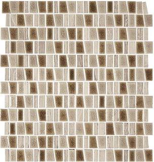 "Marazzi - Midpark Sandbox 1""xRandom Trapezoid Mosaic Tile (12""x12"" Sheet)"