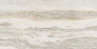 """Florim/Milestone - 12""""x24"""" Breccia White Polished Tile (Rectified Edges)"""