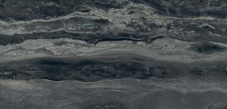 """Florim/Milestone - 12""""x24"""" Breccia Noir Matte Tile (Rectified Edges)"""