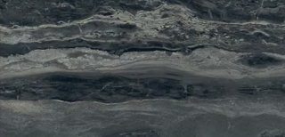 "Florim/Milestone - 12""x24"" Breccia Noir Polished Tile (Rectified Edges)"