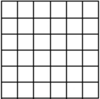"""Happy Floors - 2""""x2"""" Azuma CG Mosaic Tile (12""""x12"""" Sheet)"""