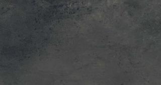 "Milestone - 12""x24"" +One Coal Polished Tile (Rectified Edges)"