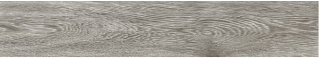 "Happy Floors - 8""x45"" Elegance Grey Porcelain Tile 7230-B"