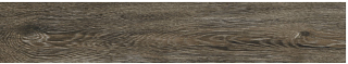 "Happy Floors - 8""x45"" Elegance Nogal Porcelain Tile 7245-B"