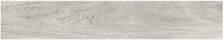 "Happy Floors - 8""x45"" Elegance Silver Porcelain Tile 7225-B"