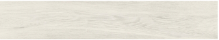 "Happy Floors - 8""x45"" Elegance White Porcelain Tile 7220-B"