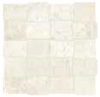 "American Olean - 2""x3"" Union Platinum White Modern Weave Mosaic Tile UN01"