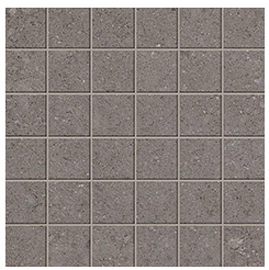 "Atlas Concorde - 2""x2"" Kone Grey Mosaico Tile (11-3/4""x11-3/4"" Sheet)"