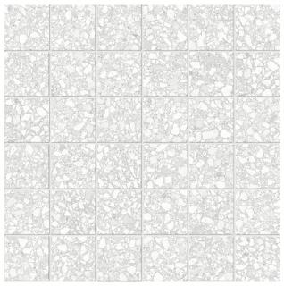 "Anatolia - 2""x2"" Station Pearl Porcelain Mosaic Tile 63-667"