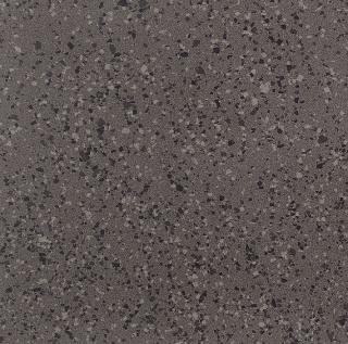 "Imola - 24""x24"" Parade Dark Grey Terrazzo Matte Porcelain Tile (Rectified Edges)"
