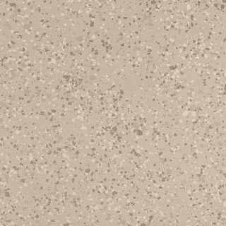 "Imola - 24""x24"" Parade Almond Terrazzo Matte Porcelain Tile (Rectified Edges)"