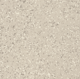 "Imola - 24""x24"" Parade White Terrazzo Matte Porcelain Tile (Rectified Edges)"