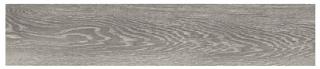 """Interceramic - 8""""x40"""" Artisanwood Dark Ash Tile (Rectified Edges)"""