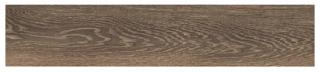"Interceramic - 8""x40"" Artisanwood Dark Tan Tile (Rectified Edges)"