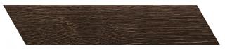 "Interceramic - 3""x13-1/2"" Artisanwood Autumn Bonze Chevron LEFT Tile"