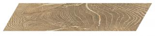"Interceramic - 3""x13-1/2"" Artisanwood Light Cedar Chevron RIGHT Tile"