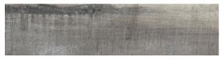 "Interceramic - 5-3/4""x47"" Amazonia Bahi Grey Porcelain Tile (Rectified Edges)"
