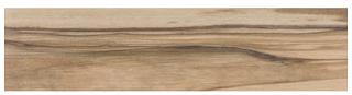 "Interceramic - 5-3/4""x47"" Amazonia Porto Beige Porcelain Tile (Rectified Edges)"
