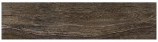 """Interceramic - 5-3/4""""x47"""" Amazonia Oiba Brown Porcelain Tile (Rectified Edges)"""