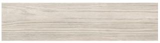 """Interceramic - 5-3/4""""x47"""" Amazonia Paraiba White Porcelain Tile (Rectified Edges)"""