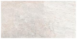 """Interceramic - 12""""x24"""" Quartzite Ivory Tile"""