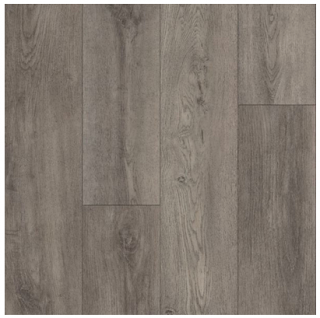Armstrong - Rigid Core Vantage Clover Dale Oak Gray Glimmer Luxury Vinyl Tile A6940