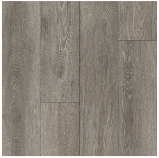 Armstrong - Rigid Core Vantage Camargo Oak Nickel Mine Luxury Vinyl Tile A6913