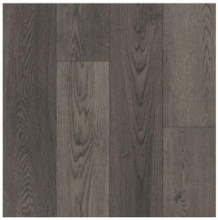 Armstrong - Rigid Core Vantage Summerfield Oak Stone Harbor Gray Luxury Vinyl Tile A6906