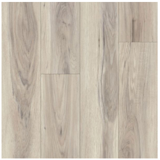 Armstrong - Rigid Core Vantage Hickory Bridge Salty Luxury Vinyl Tile A6930