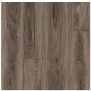 Armstrong - Rigid Core Vantage Hickory Bridge Staying Neutral Luxury Vinyl Tile A6931