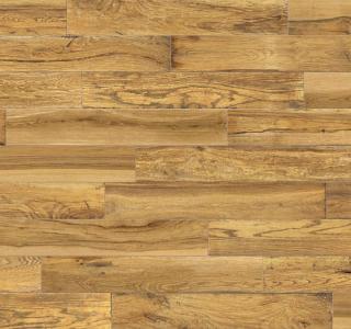 """Milestone/Florim - 6""""x36"""" Lacquered Wood Honey Porcelain Tile 1101637"""