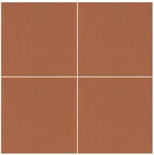 """Marazzi - 8""""x8"""" D_Segni Color Tangerine Porcelain Tile DS21"""