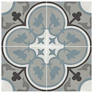 """Marazzi - 8""""x8"""" D_Segni Color Lily Porcelain Tile M1L6"""