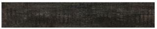 "Interceramic - 7-1/2""x47"" Black Forest Blauen Black Porcelain Tile (Rectified Edges)"