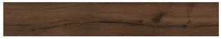"Interceramic - 7-1/2""x47"" Black Forest Bosberg Espresso Porcelain Tile (Rectified Edges)"