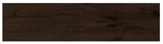 """Interceramic - 11-1/2""""x47"""" Black Forest Honeck Umber Porcelain Tile (Rectified Edges)"""