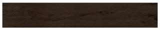 """Interceramic - 7-1/2""""x47"""" Black Forest Honeck Umber Porcelain Tile (Rectified Edges)"""