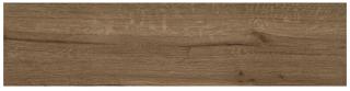 """Interceramic - 11-1/2""""x47"""" Black Forest Kandel Brown Porcelain Tile (Rectified Edges)"""