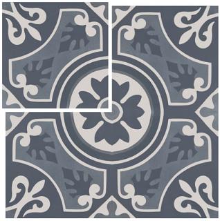 """Interceramic - 8""""x8"""" Union Square Hudson Tile"""