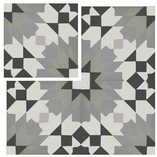 "Interceramic - 8""x8"" Union Square Markham Tile"