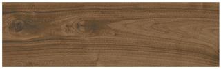 """Interceramic - 6""""x20"""" Wood Trails Appalachian Brown Tile"""