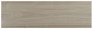 "Interceramic - 6""x20"" Wood Trails Glacier White Tile"