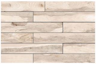 "Mediterranea - 6""x36"" Backwoods Country Oak Porcelain Tile (Rectified Edges)"