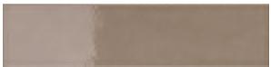 "Imola - 3""x12"" Bubble Ecru Glossy Ceramic Wall Tile BBBLTU73EC"