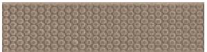 "Imola - 3""x12"" Bubble Ecru Bubble Glossy Ceramic Wall Tile BBBL73EC"