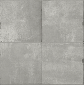 """Sartoria - 8""""x8"""" TSquare Smoke Matte Porcelain Tile TTTS0220N"""