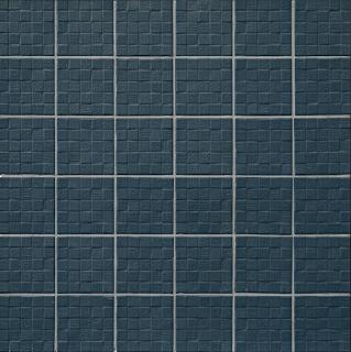 "Sartoria - 2""x2"" TSquare Royal Blue Mosaic Tile TTTSM08N"